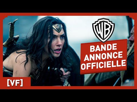 Wonder Woman, la seconde bande-annonce !