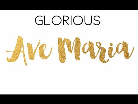 Ave Maria - Groupe Glorius et les petits Chanteurs de Saint Thomas (Chant)