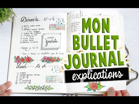 Bullet Journal 2 : le Return of the Come Back !