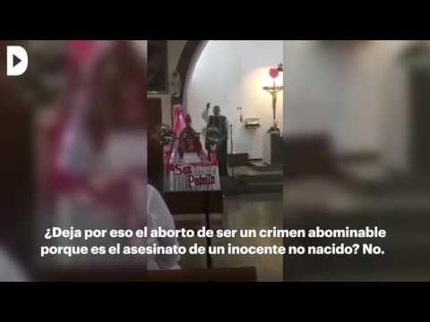 Custodi Ballester, sacerdote: 'Ser gay no está bien, es un pecado gravísimo'