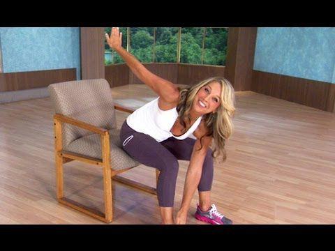 5 exercices de chaise qui permettra de réduire votre graisse du ventre pendant que vous asseoir