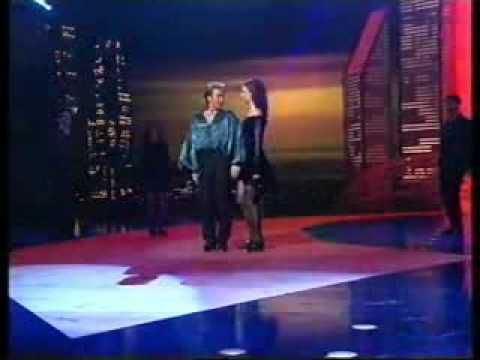 River Dance performed by Michael Flatley & Jean Butler and the Lord of the Dance Troupe1994