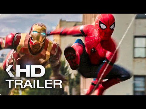 Spider-Man Homecoming, la première bande-annonce !