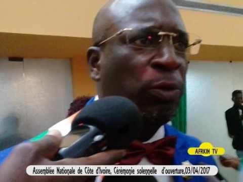 Assemblée Nationale de Côte d'Ivoire -Ouverture solennelle, 03/04/2017