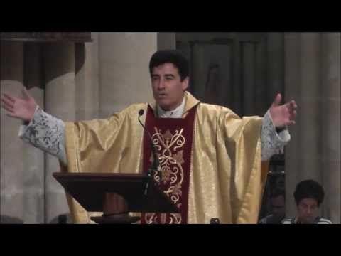 """""""L'Eucharistie : folie de la présence de Dieu sur la terre !"""" - père Michel-Marie Zanotti-Sorkine"""