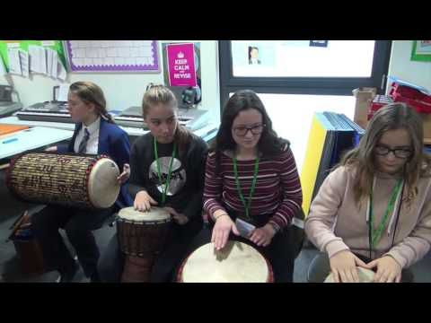 AMU2 Music therapy Djembe