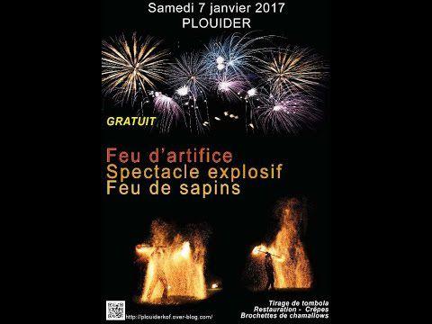 Annonce Nuit des mille Feux samedi 07/01/2017 PLOUIDER