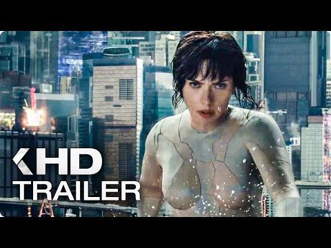 Ghost in the Shell, le trailer !