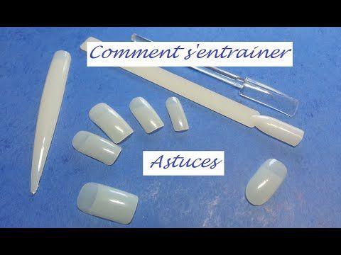 Comment s'entraîner au nail art