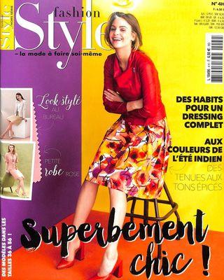 Les magazines de septembre 2017: suite
