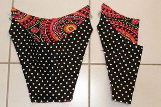Mon sac multicolore: les poches