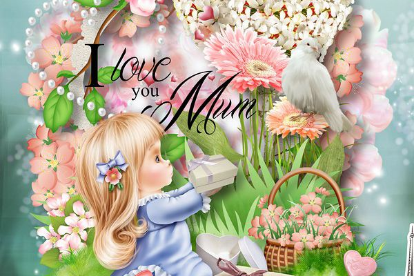 """""""Hppy mother day"""""""