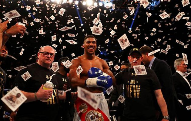 Joshua v Klitschko: Why Mihai Nistor won't cash in on beating a champion
