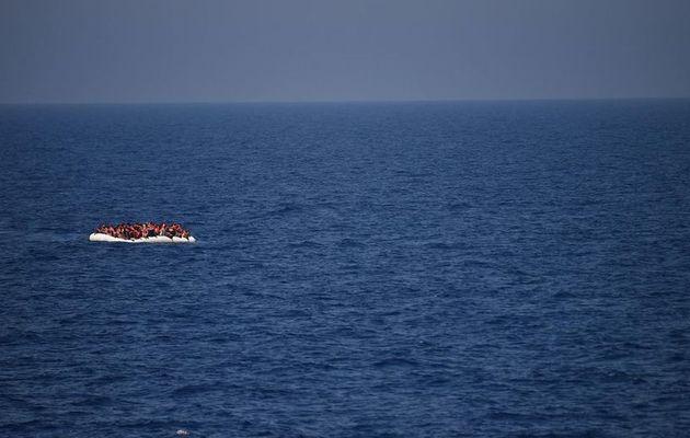 Migrants : en Méditerranée, une situation «qui...