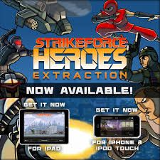 Best shooting game Strike Force Heroes 2