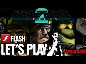 Strike force heroes 2 gameplay