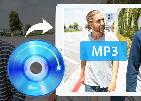 Can I rip or convert Blu-ray to MP3 audio format?