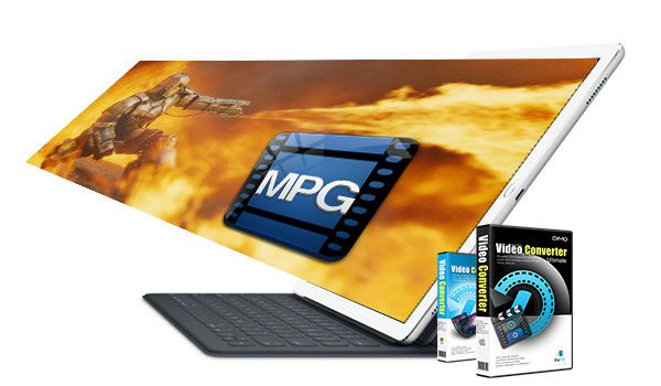 MPG to iPad: How to Convert a MPG Video File to Play on iPad