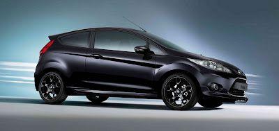 Nouvelle Ford Fiesta Sport Platinium : plus de style, plus de performances