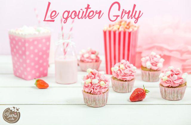 Des cupcakes pour les filles