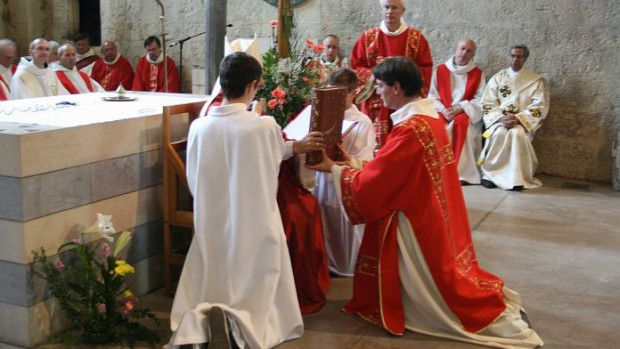 Ordinations de prêtres en France