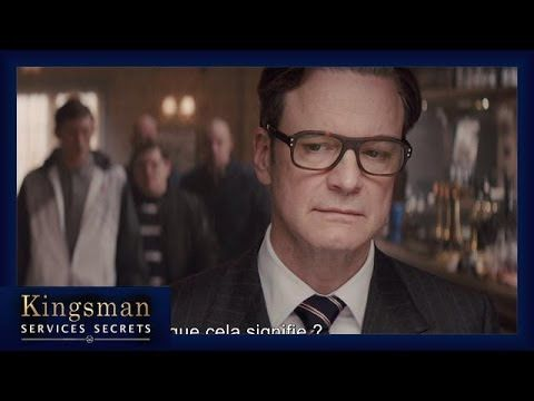 "Critique ""Kingsman : Services secrets. De Matthew Vaughn"