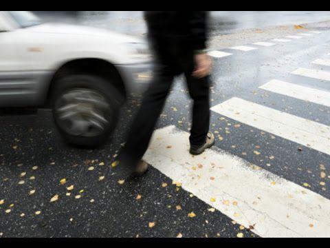 Les piétons renversés par les voitures n°4 / Pédestrians Vs Traffic on the road