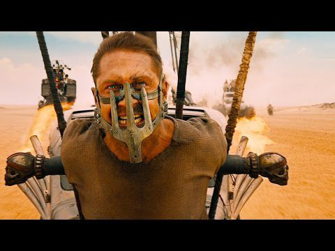 "Critique ""Mad Max: Fury Road"". De Georges Miller."