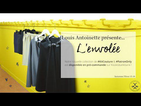 Louis Antoinette, vêtements de mode à faire soi-même. Tu connais ?