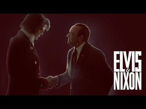 Elvis et Nixon. De Liza Johnson.