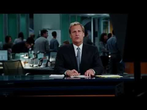 """The Newsroom"" de Aaron Sorkin. Par Milie Rou"