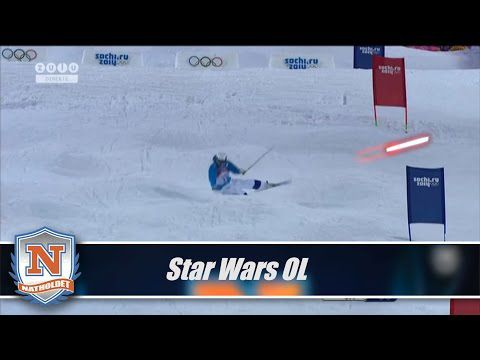 #sotchi, version Star Wars. Ça tue.