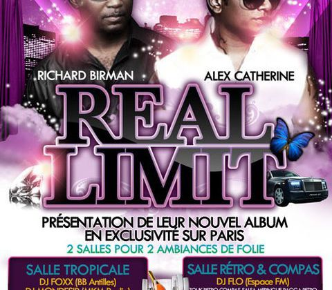 [SHOW]REAL LIMIT AU CAP ANTILLLE LE 02/10/2010‏