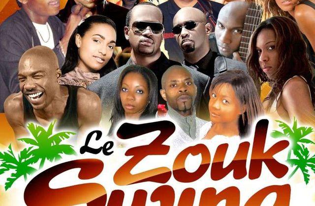 """[CONCERT] 14 Artistes """"ZOUK SWING LIVE"""" le 13 DECEMBRE 2008"""