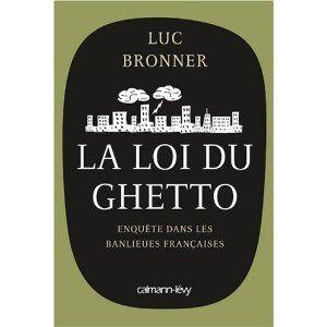 La loi du ghetto, enquête dans les banlieues françaises. Luc Bronner