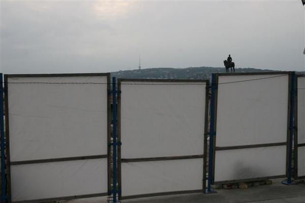Paysage urbain Budapest