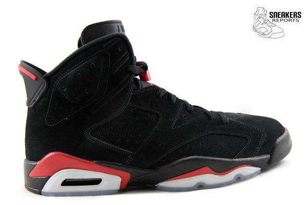 Nike Air Jordan VI rétro 2010