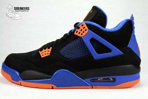 "Nike air Jordan IV ""CAVS"""