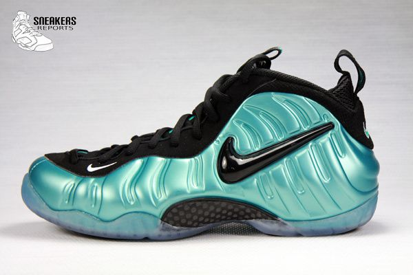 Nike Air Foamposite Pro - Electronic Blue