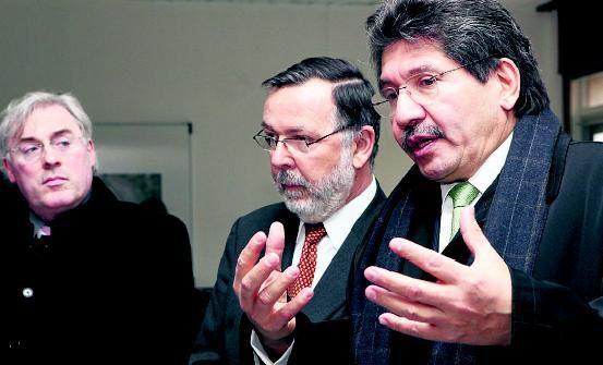Réception amicale de l'Ambassadeur du Venezuela à Creil