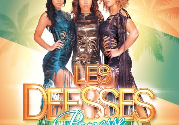 [AFRO] LES DEESSES - PROMESSE - 2013
