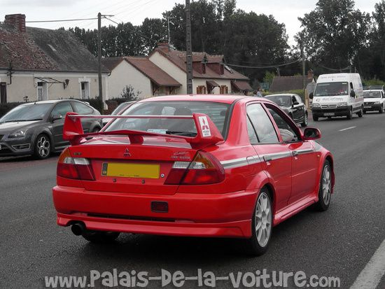 AD87 • Mitsubishi Lancer Evolution VI TME Ralliart