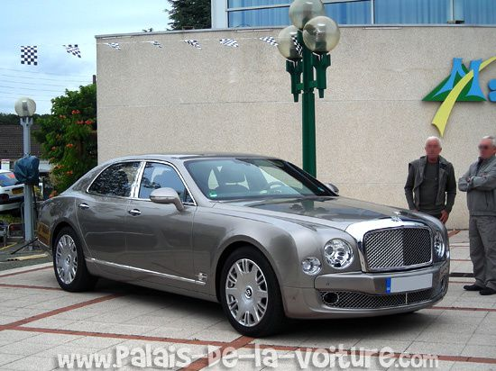 AE11 • Bentley Mulsanne 2010