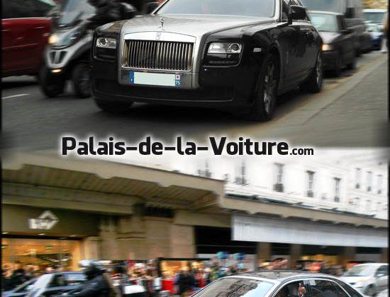 AE85 • Rolls Royce Ghost
