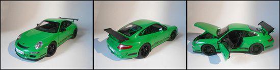 1/18 Porsche 911 (997) GT3 RS mk1