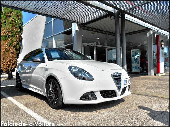 AC06 • Alfa Romeo Giulietta Quadrifoglio verde