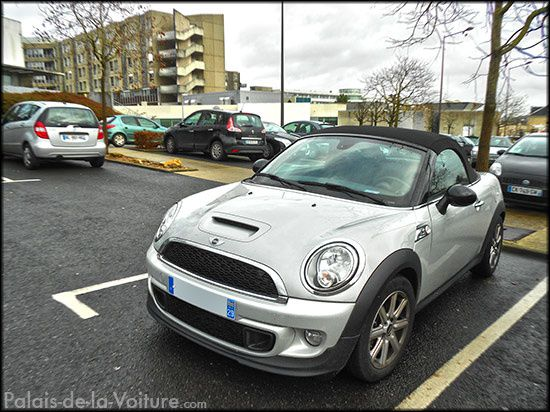 AG14 • Mini Cooper (R59) S Roadster