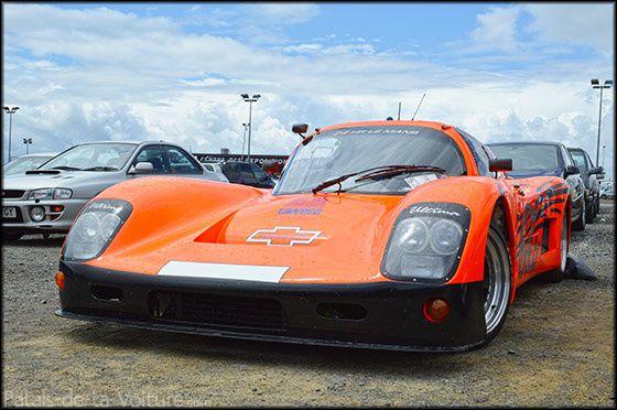 AG40 • Ultima Sport 600