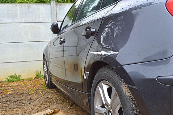 Ma voiture a été abimée par la fourrière !