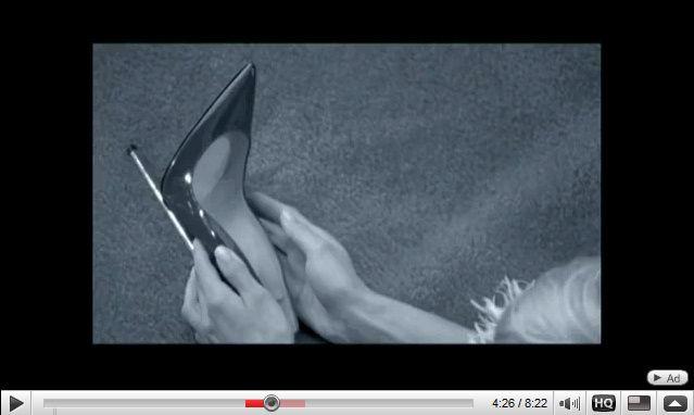 """Christian Louboutin, un court métrage """" Psychologic """""""